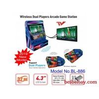 BL-886 4.3英寸模拟器迷你街机
