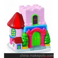 陶瓷彩绘,徐州市彩绘陶瓷DIY玩具特大号公馆系列,厂家批发