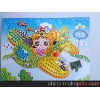 钻石画,徐州市儿童DIY玩具,厂家批发