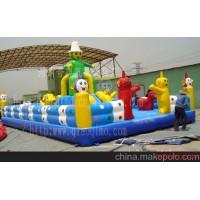 供40 60平方充气乐园 充气玩具 充气蹦蹦床 充气玩具