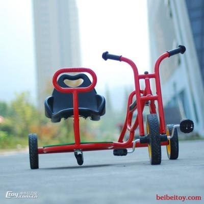 南宁幼儿园脚踏车 儿童协力车 大风车游乐设备厂家