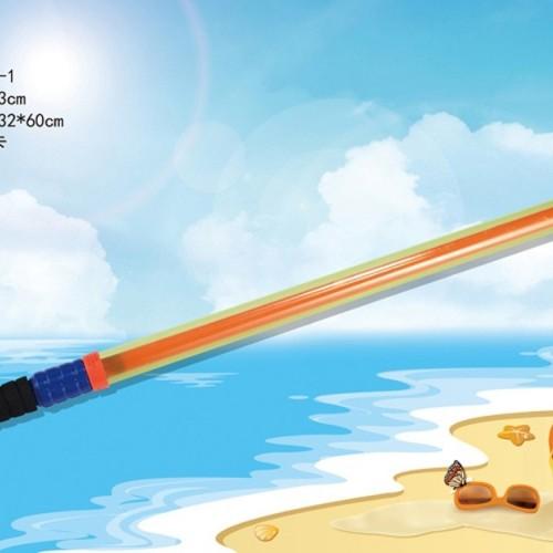 欢乐星玩具75cm大管抽拉式水炮夏天户外玩水玩具996-1