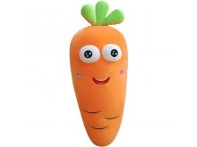 小萝卜玩偶公仔 毛绒玩具定制可爱卡通萝卜毛绒娃娃礼品抱枕订制